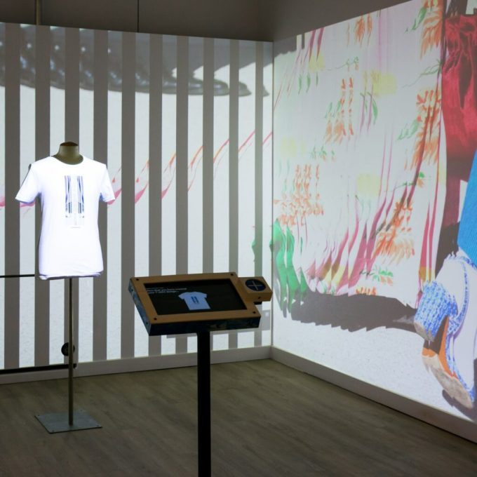 Exhibits at Fashion for Good in Amsterdam highlight the need for sustainability to replace fast fashion.