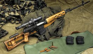 India reemplazará los rifles Dragunov rusos por fusiles de francotirador estadounidenses e italianos