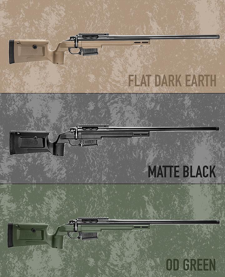 NUEVO fusil de cerrojo Seekins Precision Havak BRAVO