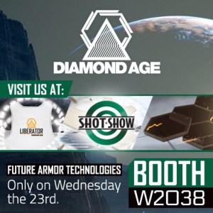 Visita Diamond Age en SHOT
