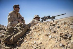 Índice de fracaso del curso básico del francotirador, Parte Dos