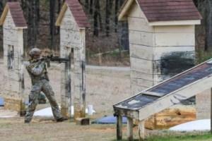 Resumen de la competición de francotiradores de USASOC