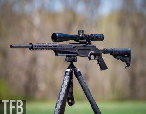 YHM Modular Aluminum Rifle Chassis