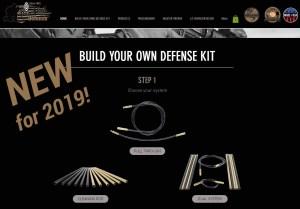 Pro-Shot lanza un nuevo sitio web de defensa con un creador de kits personalizados