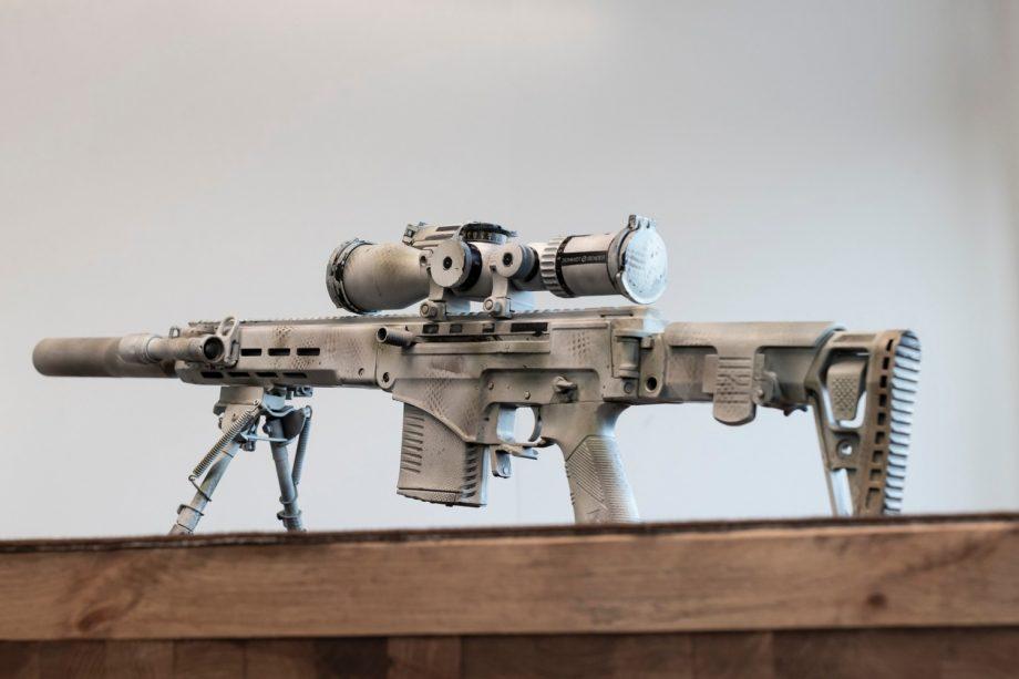 Kalashnikov SVCh-308 Designado Marksman Rifle