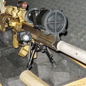 Heckler & Koch G28 con carga completa (HK241)
