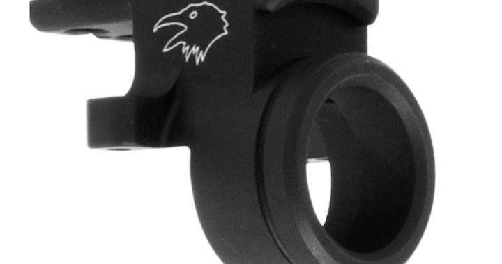 Corvus Defensio pone Micro piggyback en Trijicon