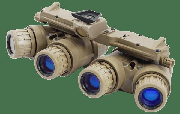 Las Fuerzas Armadas alemanas obtienen más visión nocturna Quad-Eyes