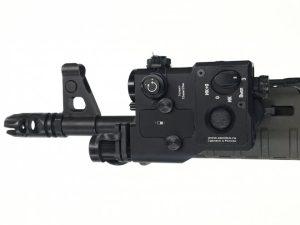ZenitCo Perst-3 Green + IR Laser /Iluminador