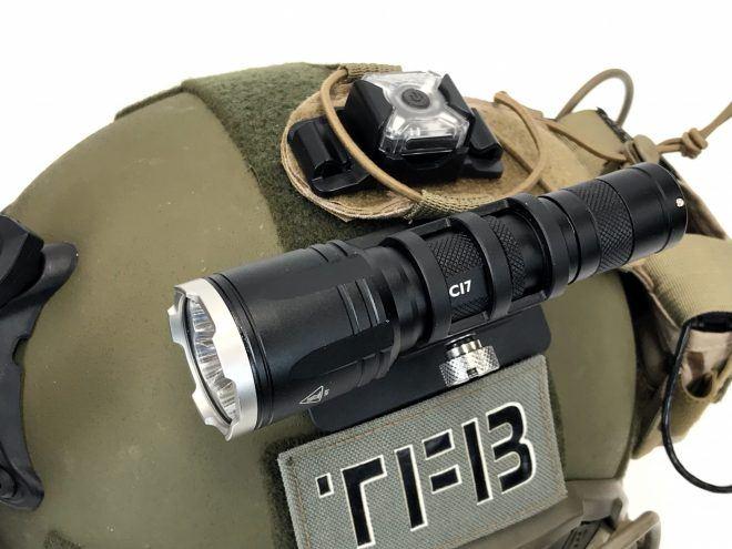 Nitecore NU05MI Mini luz de señal IR