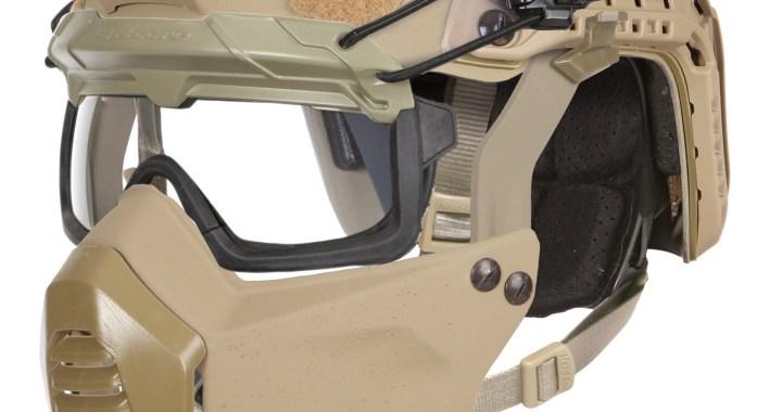 Gentex recibe un contrato para el sistema de casco USSOCOM Coxswain