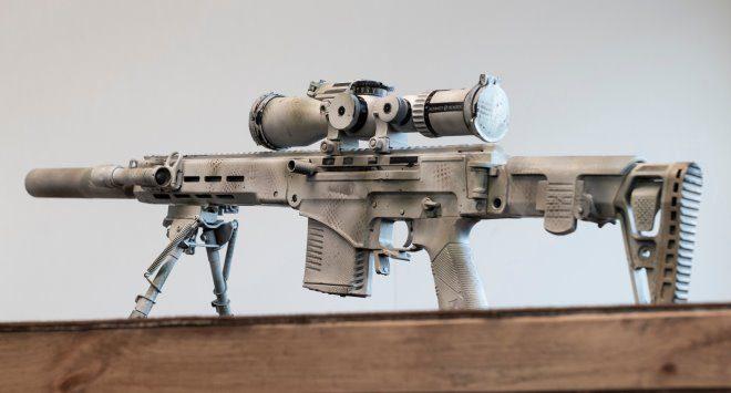 Rusia comenzará la producción en masa del rifle de francotirador Chukavin (SVCh) dentro de dos años