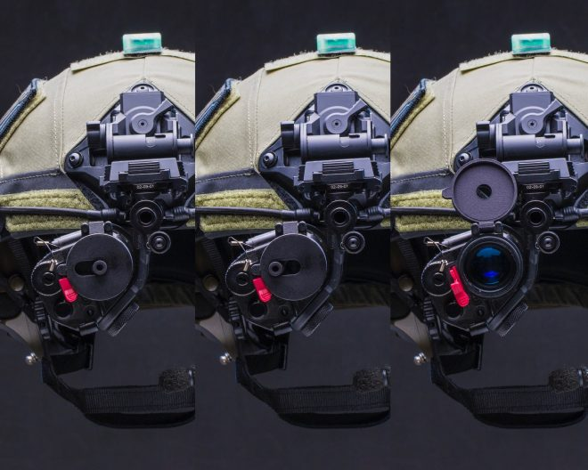 Concéntrese en sus NVG: accesorios de reenfoque para visión nocturna