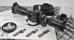 Nuevo montaje de visor de PGM Precision France