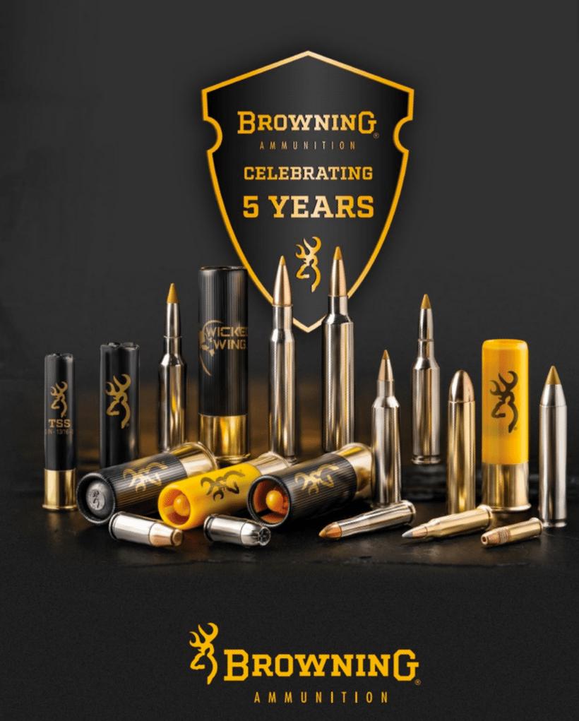 Catálogo Browning Ammunition 2020