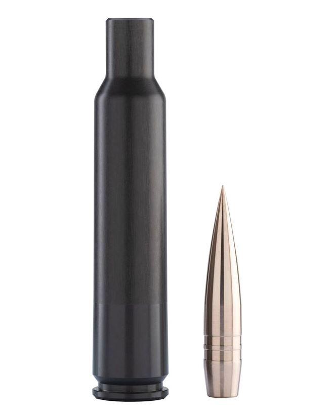 El nuevo cartucho BWA 10 × 100  Blackwater Ammunition