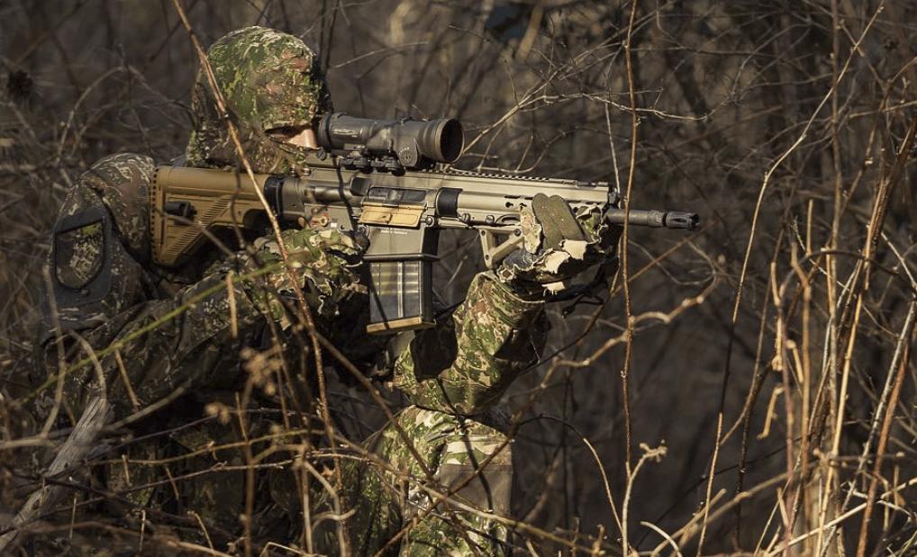El ejército alemán está buscando un rifle de francotirador de corto alcance de 7.62 × 51