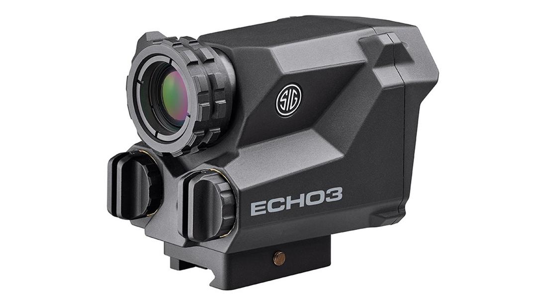 SIG ECHO3 tecnología BDX