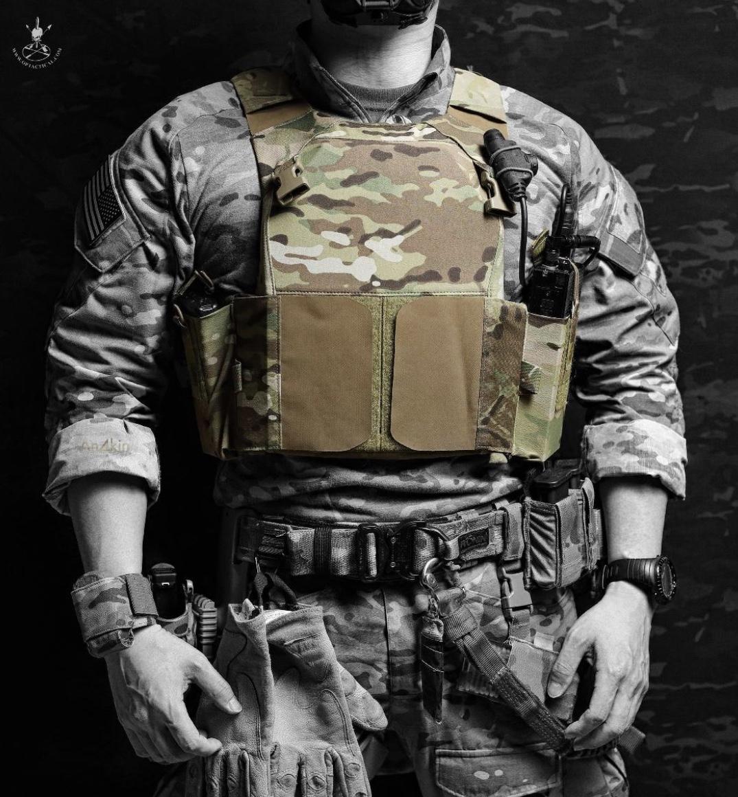 Crye Precision LV-MBAV Porta placas y Radio/Side Armor Cummerbunds ahora disponibles en O P Tactical