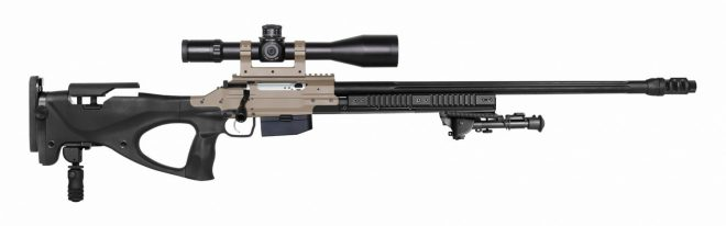 Nuevo stock modular para rifles Voere LBW-M, M2 y X3