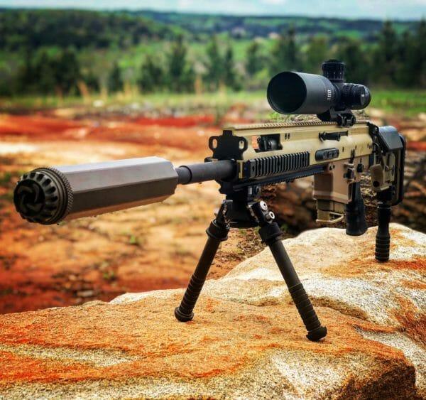 FN SCAR 20S, ¿el mejor rifle DMR?