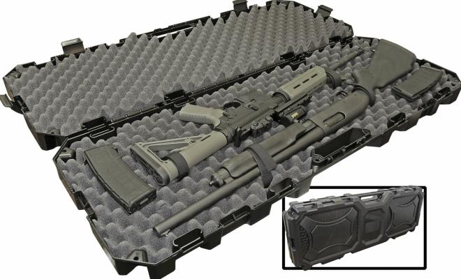 Nueva funda de rifle táctico de MTM CASE-GARD