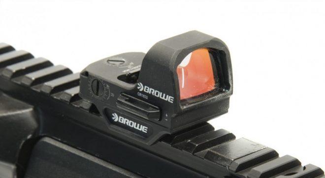 NUEVO Browe Micro Reflex (BMR) Sight