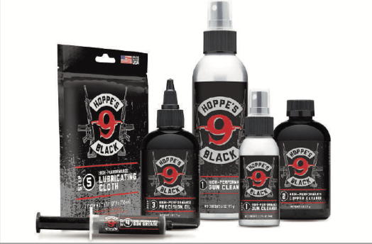 HOPPE'S 9 BLACK y BORE SNAKE