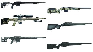 12 nuevos rifles de largo alcance listos para competir por menos de $ 2,500