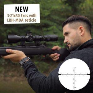 LRH-MOA – Nueva retícula para la Schmidt & Bender 3-21 EXOS