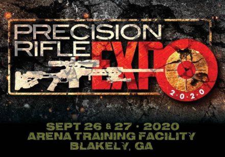Expo Precision Rifle  2020 está lista para septiembre