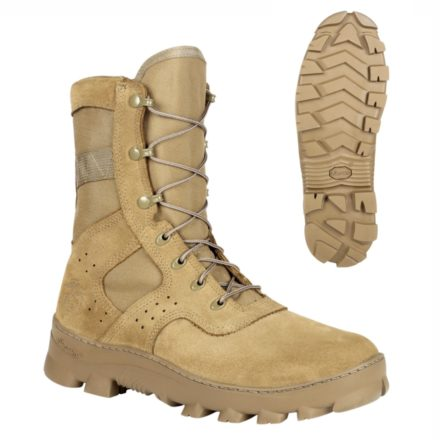 Rocky's USMC Jungle Boot ahora disponible en Rockyboots.com