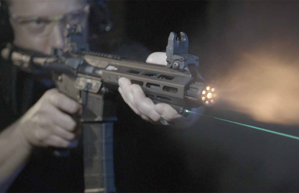 Viridian HS1 Laser-Sight de doble función