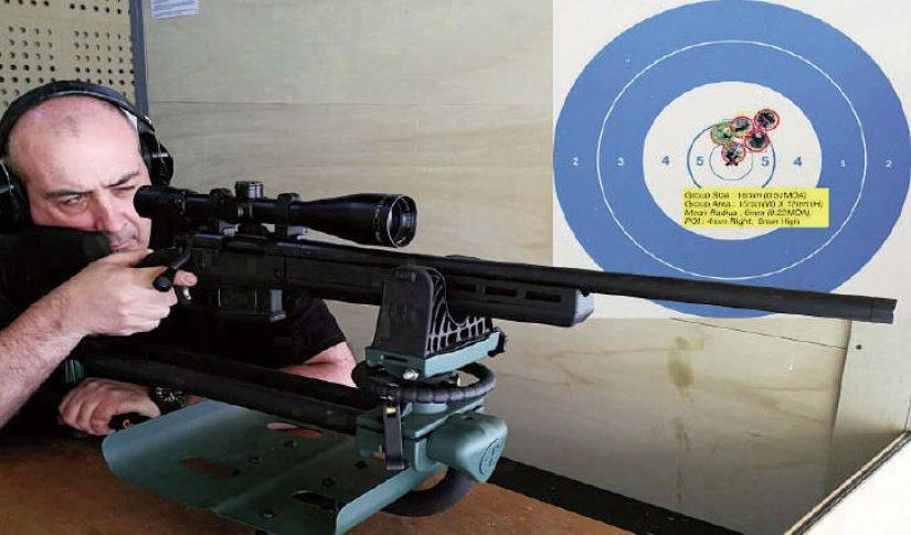 Análisis de la Remington 700 Magpul