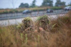 Hide and Seek: acechando con estudiantes del curso de francotiradores exploradores de la Marina de EE. UU.