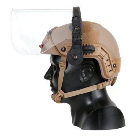 Ops-Core Riot/Breaching Visor-STEP-IN®-FAST-ACH