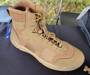 Nuevo prototipo de Rocky Boots