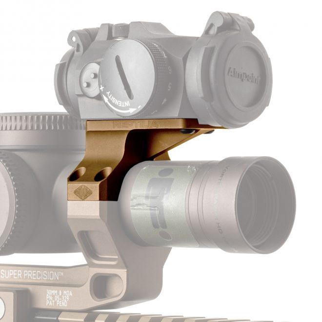 Reptilia Corp anuncia el nuevo soporte microóptico ROF-90