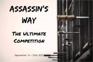 Assassin's Way: la competición de armas de fuego definitiva de 23 días