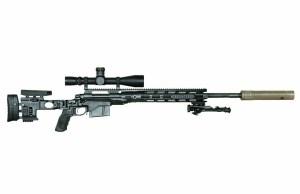 Evolución del rifle francotirador estadounidense