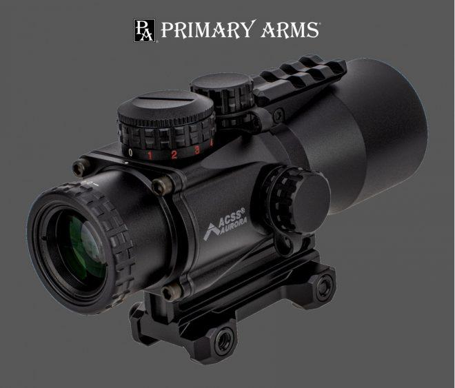 Primary Arms Optics  SLx GEN III Prism Scopes
