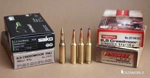 Calibre 6.5 Creedmoor: análisis, uso en caza, rifles y munición disponibles en España