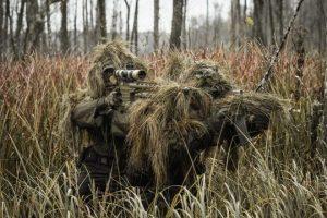 Equipos de francotiradores polacos con Sako TRG