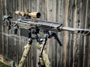 Cadex Defense CDX-50 Tremor 50 BMG Rifle
