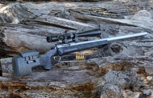 Sabatti Tactical Evo Chrome en 6.5 Creedmoor: el repetidor italiano de largo alcance en el moderno calibre