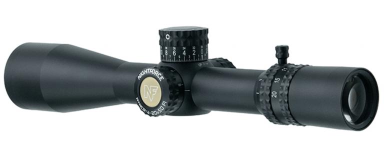 Nuevo NightForce ATACR 4-20×50 F1 Scope