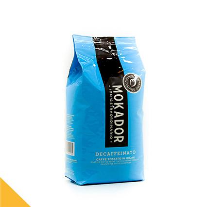 Lekkere decaf koffiebonen
