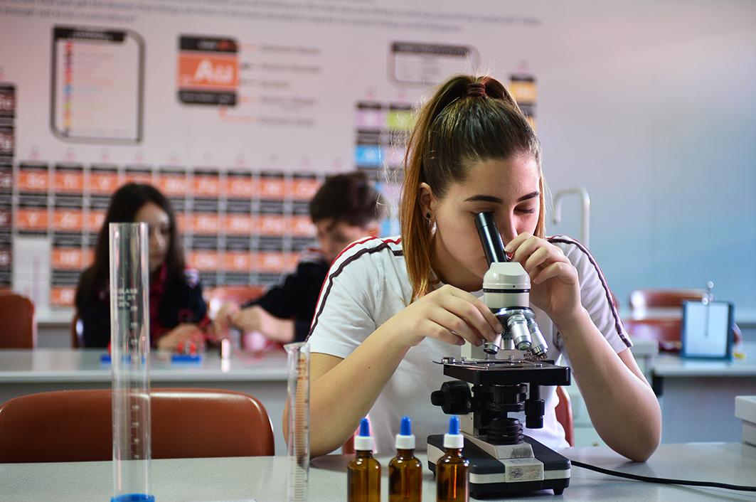 Laboratoret e shkencave