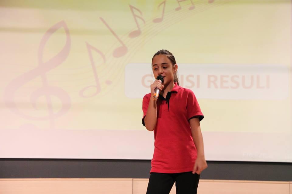 Gjysmëfinalja e Konkursit të Këngës