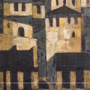 Houses in autumn, Arben Golemi
